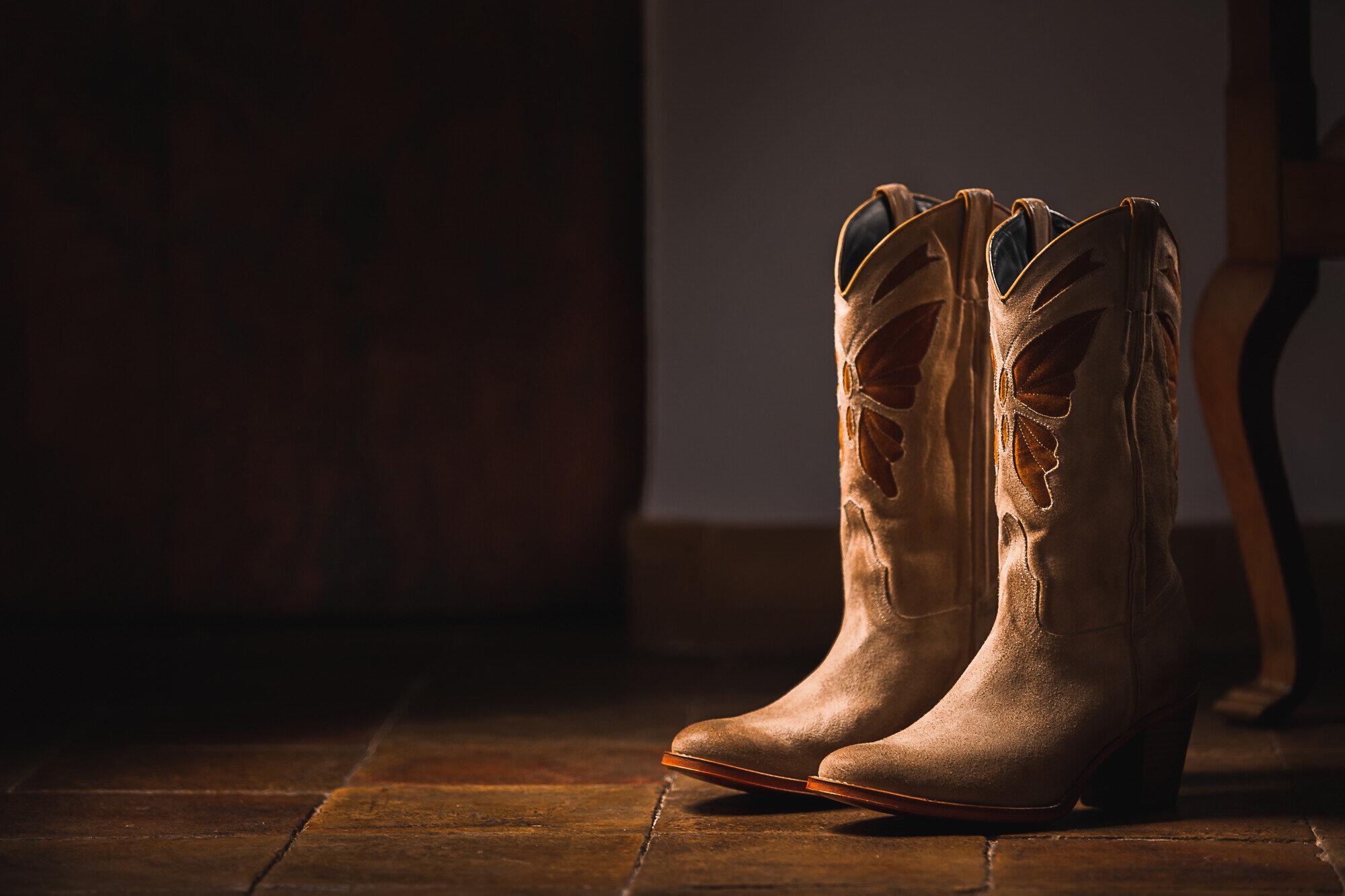 botas casual mujer