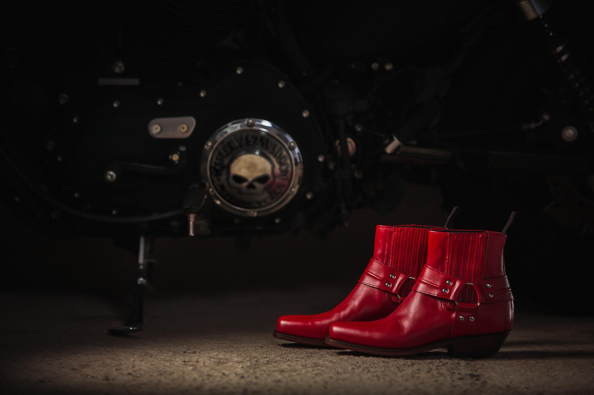 botas biker mujer