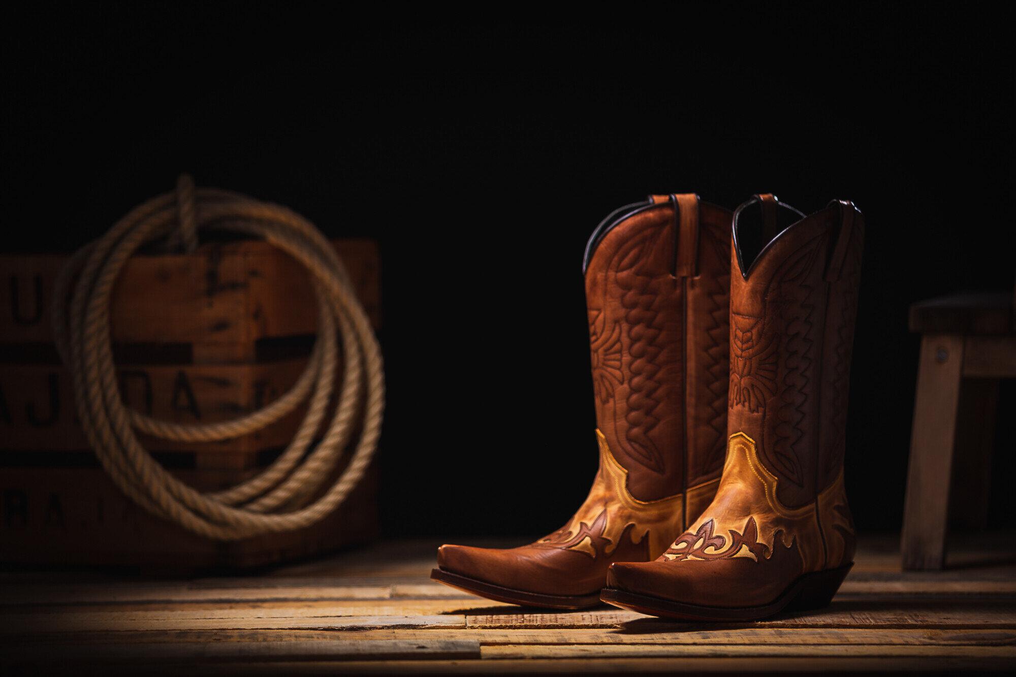 botas country hombre