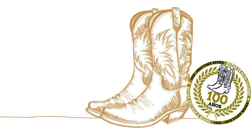 botas cowboy artesanales